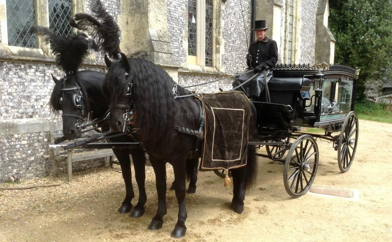 funeral directors in Basingstoke and Newbury area